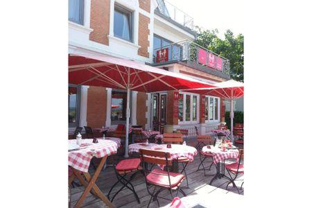 Altes Zollhaus Casa Sandstrand Scharbeutz - OT Haffkrug - Strandvilla Cafe