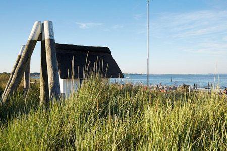 Altes Zollhaus Casa Sandstrand Scharbeutz - OT Haffkrug - Strandzugang gegenüber