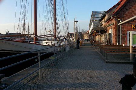 Altes Strandhus Casa Strandmuschel Scharbeutz - OT Haffkrug - Hafen in Neustadt Klüvers Brauhaus