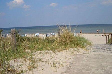 Altes Strandhus Casa Strandmuschel Scharbeutz - OT Haffkrug - Strandzugang Haffkrug