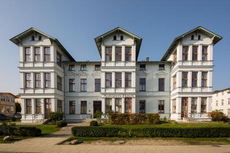 Autorenhaus Rainer Maria Rilke Wohnung 12