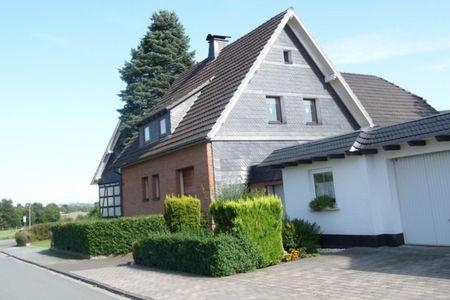 Ferienhaus Sauerland - Winterberg