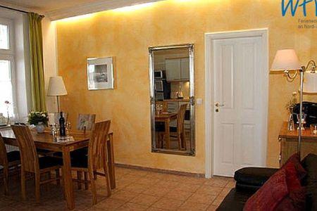 """Villa Sanssouci 1190003 - """"Ferienwohnung Muschelbank"""""""