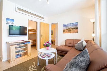 Appartement Nr.2 - Strandmuschel - Haus Ebenezer Büsum