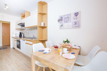Appartement Nr.4 Ostseeblick - Haus Ebenezer Büsum