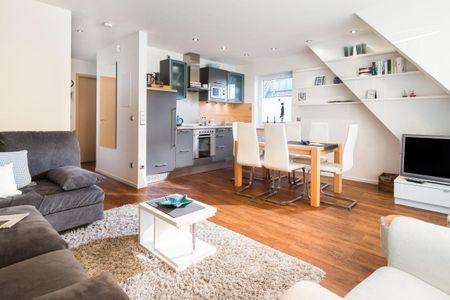 Haus Ebbe und Flut 3250005B - Ferienwohnung Hoogwater