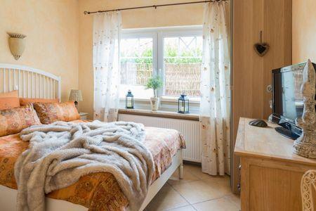Altes Strandhus Casa Stranddüne Scharbeutz - OT Haffkrug - Schlafzimmer