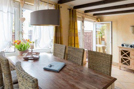 Altes Strandhus Casa Stranddüne Scharbeutz - OT Haffkrug - Küche / Küchenzeile
