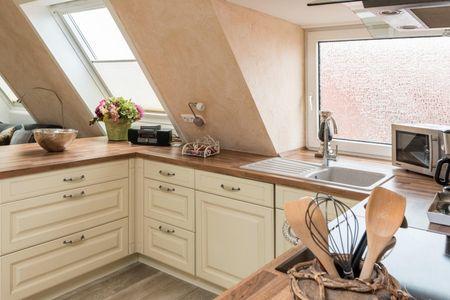 Altes Strandhus Casa Meeresrauschen Scharbeutz - OT Haffkrug - Küche