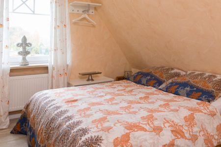 Altes Strandhus Casa Meeresrauschen Scharbeutz - OT Haffkrug - 1. Schlafzimmer