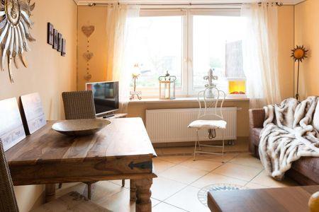 Altes Strandhus Kl.App Casa Ostsee Scharbeutz - OT Haffkrug - Wohn Essbereich