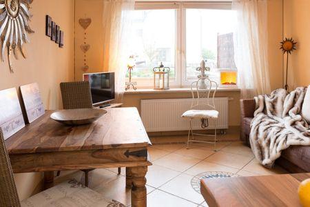 Altes Strandhus Kl.App Casa Ostsee Scharbeutz - OT Haffkrug - Wohnbereich