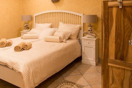 Casa Strandperle Scharbeutz - OT Haffkrug - 1. Schlafzimmer