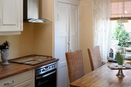 Altes Zollhaus Casa Sandstrand Scharbeutz - OT Haffkrug - Küche / Küchenzeile