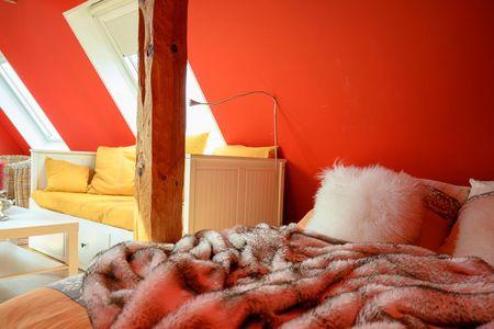 Altes Zollhaus Casa Meerblick Scharbeutz - OT Haffkrug - Schlafzimmer