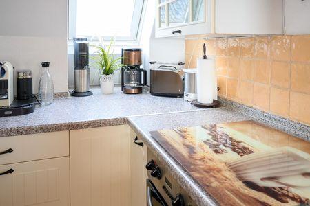 Altes Zollhaus Casa Meerblick Scharbeutz - OT Haffkrug - Küche / Küchenzeile