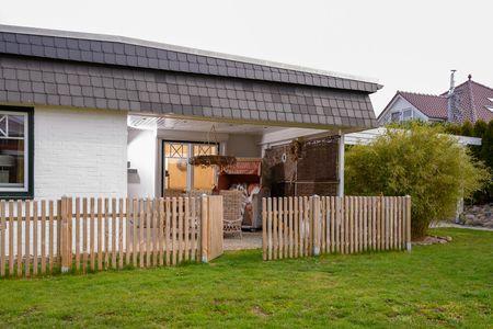 Casa Strandperle Scharbeutz - OT Haffkrug - Terrasse