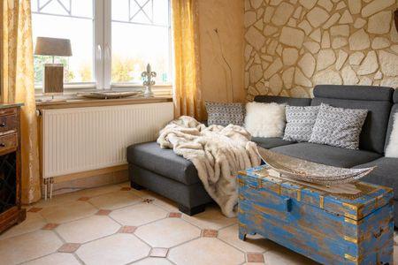 Casa Strandperle Scharbeutz - OT Haffkrug - Wohnzimmer