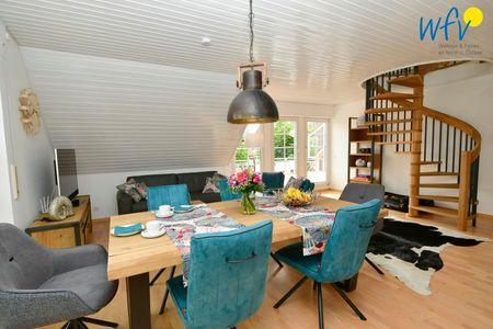 Haus Inselparadies 3040005- Ferienwohnung Großer Vogelsand