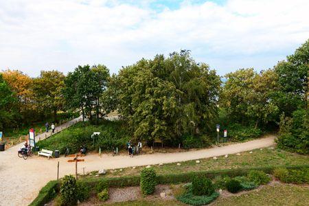Ostsee Residenz Meeresblick Bellevue Schwarzer Busch - Blick von Ihrem Balkon.