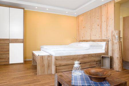 Ostsee Residenz Meeresblick Seaside Schwarzer Busch - Schlafzimmer