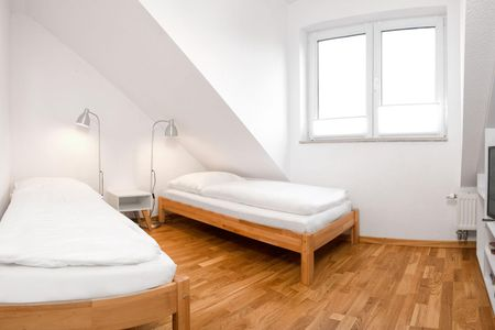 Landhaus Residenz Kirchsee Morgenstern Schwarzer Busch - Schlafzimmer