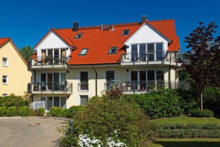 Landhaus Residenz Ostsee Sommerwind Schwarzer Busch - Hauptansicht