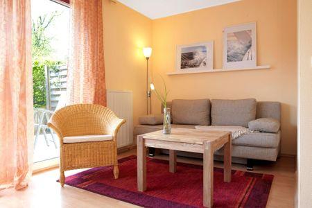 Landhaus Residenz Kirchsee Leuchtfeuer Schwarzer Busch - Wohnzimmer