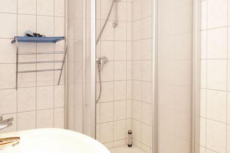 Haus Seeblick Seeblick 5 Schwarzer Busch - Badezimmer
