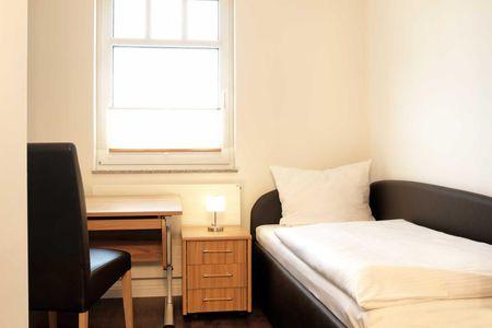 Doppelhäuser zum Reetmoor Haus Hannah Schwarzer Busch - Schlafzimmer