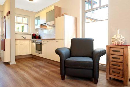 Doppelhäuser zum Reetmoor Haus Theresa Schwarzer Busch - Küche / Küchenzeile
