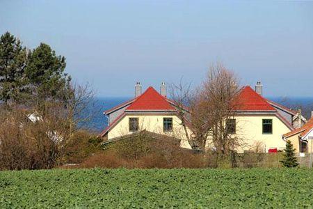 Doppelhäuser zum Reetmoor Haus Friederike Schwarzer Busch - Landschaft