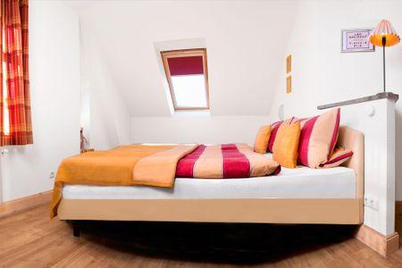 Einhusen Kornkammer Einhusen - Schlafzimmer