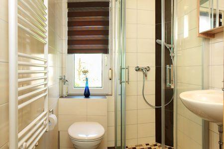 Haus Otto Kaltenhof - Badezimmer