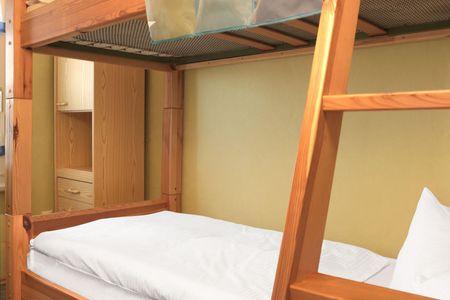 Haus Otto Kaltenhof - Schlafzimmer