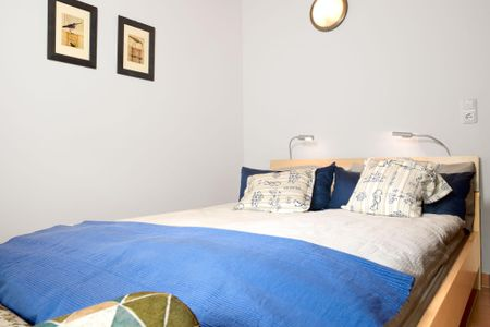 Haus Meerforelle Haus Meerforelle Wohnung 1 Kaltenhof - Schlafzimmer