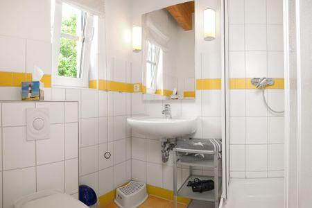 Haus Meerforelle Haus Meerforelle Wohnung 1 Kaltenhof - Badezimmer