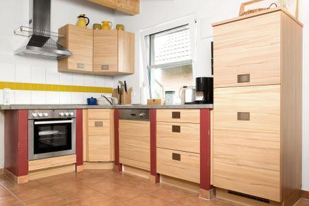 Haus Meerforelle Haus Meerforelle Wohnung 1 Kaltenhof - Küche / Küchenzeile