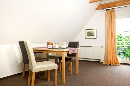 Haus Meerforelle Haus Meerforelle Wohnung 2 Kaltenhof - Wohnzimmer
