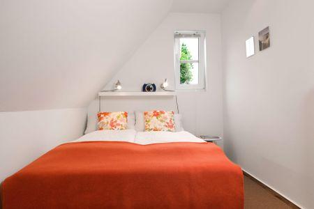 Haus Meerforelle Haus Meerforelle Wohnung 2 Kaltenhof - Schlafzimmer