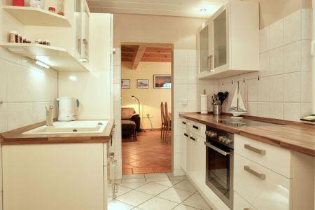 Haus Kulschewski Kaltenhof - Küche / Küchenzeile