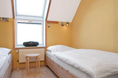 Buchenweg Poeler Perle Kirchdorf - Schlafzimmer