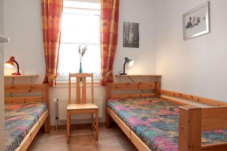 Buchenweg Whg.24, Sommerfeld, EG li Kirchdorf - Schlafzimmer