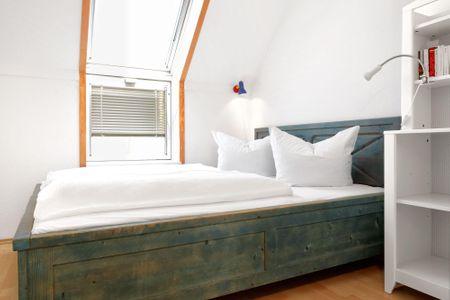 Buchenweg Nordlys Kirchdorf - Schlafzimmer