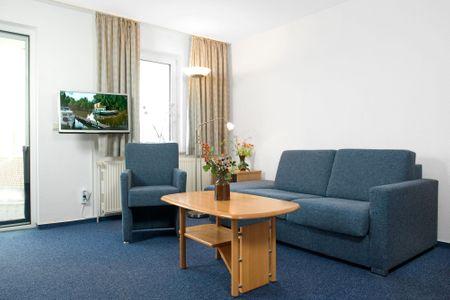 Residenz am Yachthafen Am Yachthafen Kirchdorf - Wohnzimmer