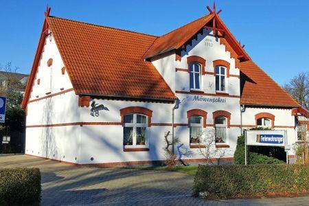 Haus Möwenschrei Lachmöwe Kirchdorf - Hauptansicht