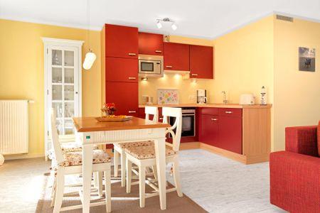 Haus Südwester Seehase Timmendorf Strand - Küche / Küchenzeile