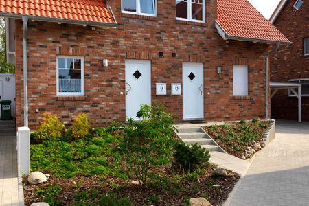 Doppelhäuser Timmendorf Strand Haus Seeschwalbe Timmendorf Strand - Hauptansicht