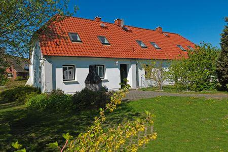 Reihenhäuser Timmendorf Haus Ostseekrabbe Timmendorf - Hauptansicht
