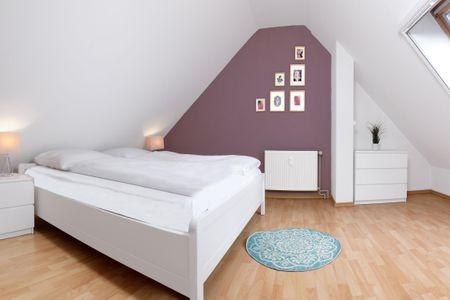Appartements Am Reiterhof Meerzeit Timmendorf - Schlafzimmer